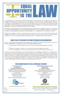 Franchisee discrimination law