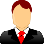 Generic Businessman Icon