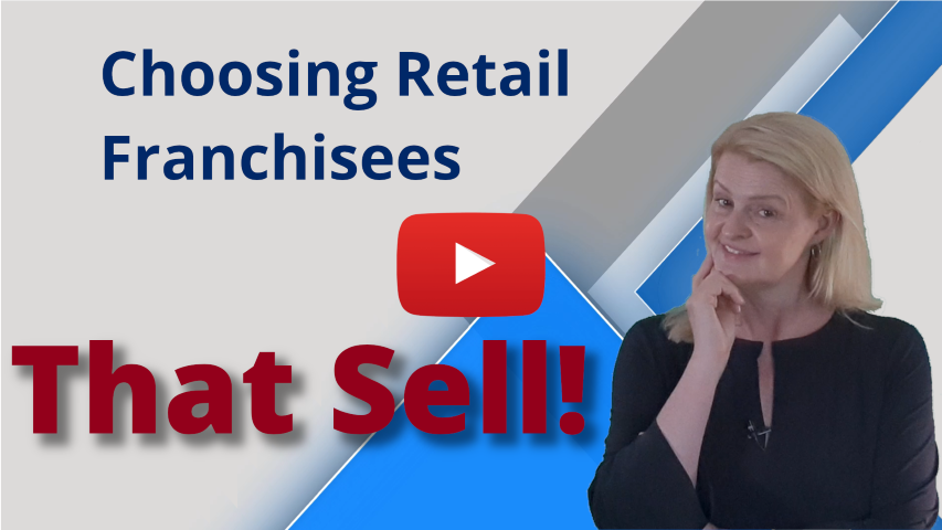 How To Choose Franchisees That Sell Video