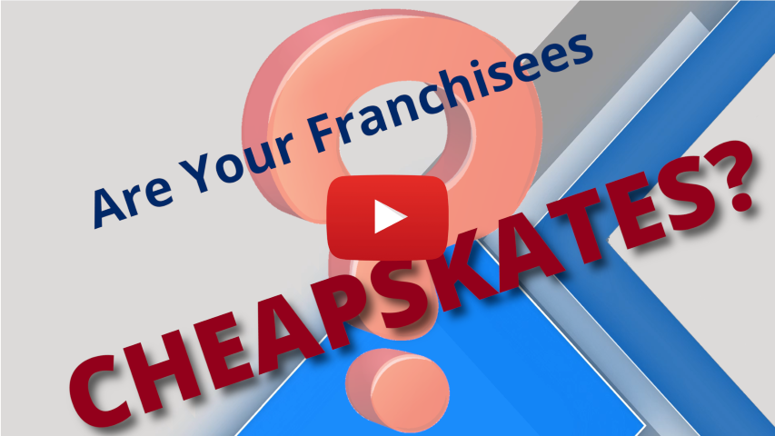How Money Motivated Are Your Franchisees?